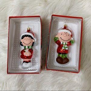 Peanuts Ornaments